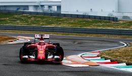 法拉利2017赛季最新消息 莱科宁测试2017款轮胎