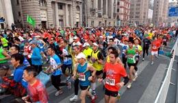 上海马拉松2013 上海马拉松南非获男子组冠军