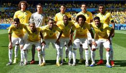 世界杯球员名单 2014巴西世界杯32强A组球员完全名单
