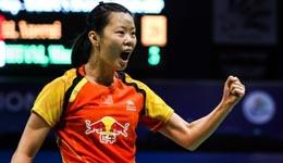 2014汤尤杯直播 尤杯中国女队3-1力克日本