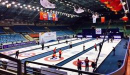 男子冰壶精英赛 中国冰壶排名第三出线