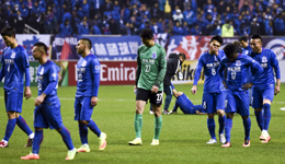 上海申花vs布里斯班狮吼 申花代表上海失败