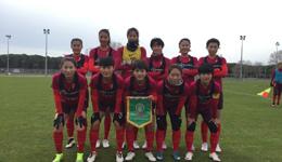 中国女足名单 中国女足狂10:0虐法国本地队