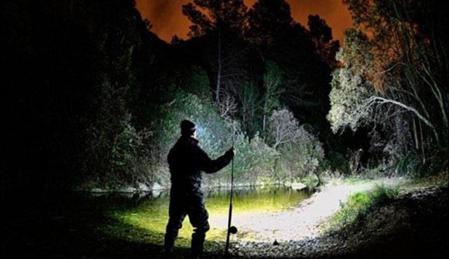 户外徒步登山技巧 夜间行进注意事项