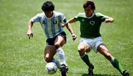阿根廷球员 阿根廷评出历史最佳阵容