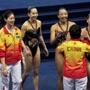 中国花样游泳队 中国花样游泳队队员
