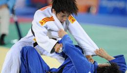 吴树根柔道 吴树根世界柔道大奖赛获银牌