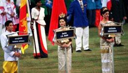 历届亚运会举办地盘点 泰国曼谷四次最多