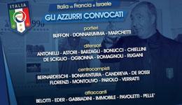 意大利队名单 17岁年轻门将首次入选