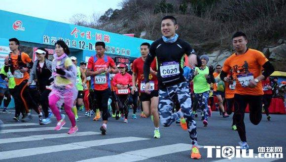 2017连岛超级马拉松 激情挑战长跑极限