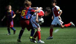 阿贾克斯青训营 阿贾克斯青训营全能足球