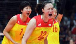 女排中国荷兰再次相遇 3-1复仇荷兰进决赛