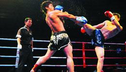 泰拳与中国功夫对抗大赛 负多胜少历史惨痛