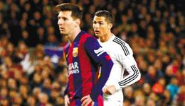 历届足球先生盘点 梅西C罗获得最近三冠