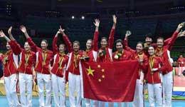 亚洲U18开赛 中国排球再一次走向世界
