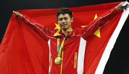 2017跳水世界系列赛 中国梦之队包揽十米台冠亚军