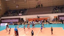 亚洲U18女子排球锦标赛 小组赛中国队3比0完胜对手