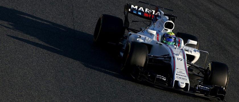 2017F1赛季前试车第五天