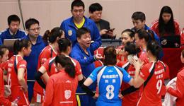 2016―2017赛季全国女排联赛总决赛 江苏队失利原因何在