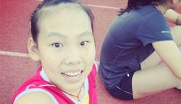 最新女排天才小将 16岁的许璐瑶为何选择排球