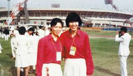 中国体坛首位女将军 女排精神的发源地