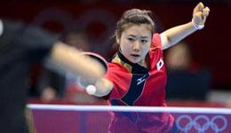 福原爱称体育无国界 感谢中国球迷的支持