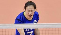女排联赛决赛第三回合 浙江打出连赢12分高潮逆转比分