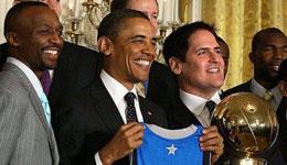 奥巴马要买NBA球队吗 库板称3亿卖10%股份