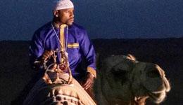 不炫富会死星人梅威瑟自称国王游迪拜