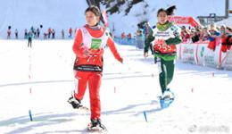 第11届冬季特奥会雪上项目进入决赛 郑�叶崾捉�