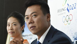中国队双人花滑信心满满 世锦赛出征在即