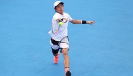 吴易�m比赛不敌唐纳德森 ATP迈阿密公开赛资格赛被淘汰
