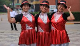 广场舞舞蹈 早晚什么时候跳最好