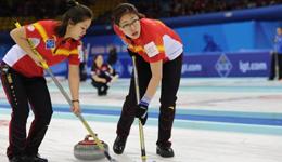 世界女子冰壶锦标赛中国队遗憾第六败负苏格兰