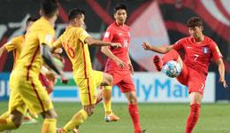 世预赛亚洲12强赛 中国国家男足将在长沙对战韩国