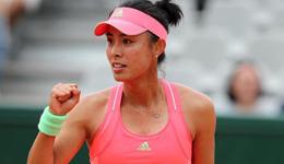 WTA皇冠赛首局吞蛋又如何 中国金花王蔷示范霸气逆转晋级