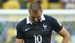 本泽马缺席法国队大名单 不明白为什么不征召他