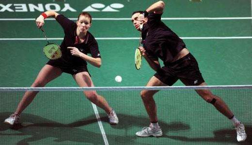 最经典的羽球双打战术 羽毛球双打技巧战术