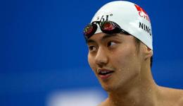宁泽涛最新消息没有重返国家队 仍在海军游泳队