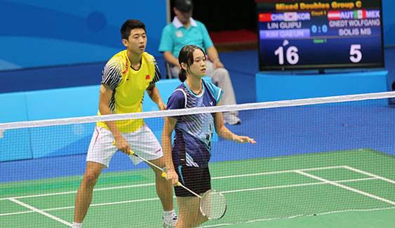 羽毛球比赛注意事项 八项羽球赛禁忌