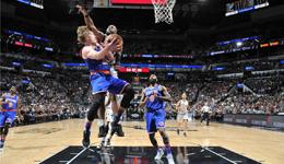 2017年3月26日NBA常规赛马刺vs尼克斯视频集锦