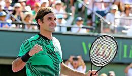 ATP迈阿密公开赛 费德勒轻松战胜德尔波特罗晋级