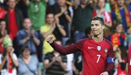 友谊赛-c罗首破门坎塞洛自摆乌龙 葡萄牙2-3瑞典遭绝杀