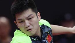 全运会乒乓球最新战况 樊振东晋级混双决赛