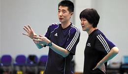 执行教练安家杰资料 安家杰与郎平合作多年能稳定女排
