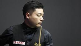 丁俊晖斯诺克中国公开赛5-0直落对手晋级