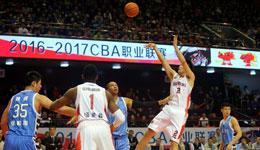 2016CBA第四轮山东VS北京视频 全场比赛精彩回放视频合集