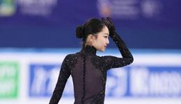 李子君难逃发育的烦恼 花滑世锦赛仅排20名