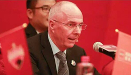 埃尔克森:中国足球15年后必将崛起