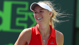 沃兹WTA势头强劲 逆转普娃晋级迈阿密赛决赛